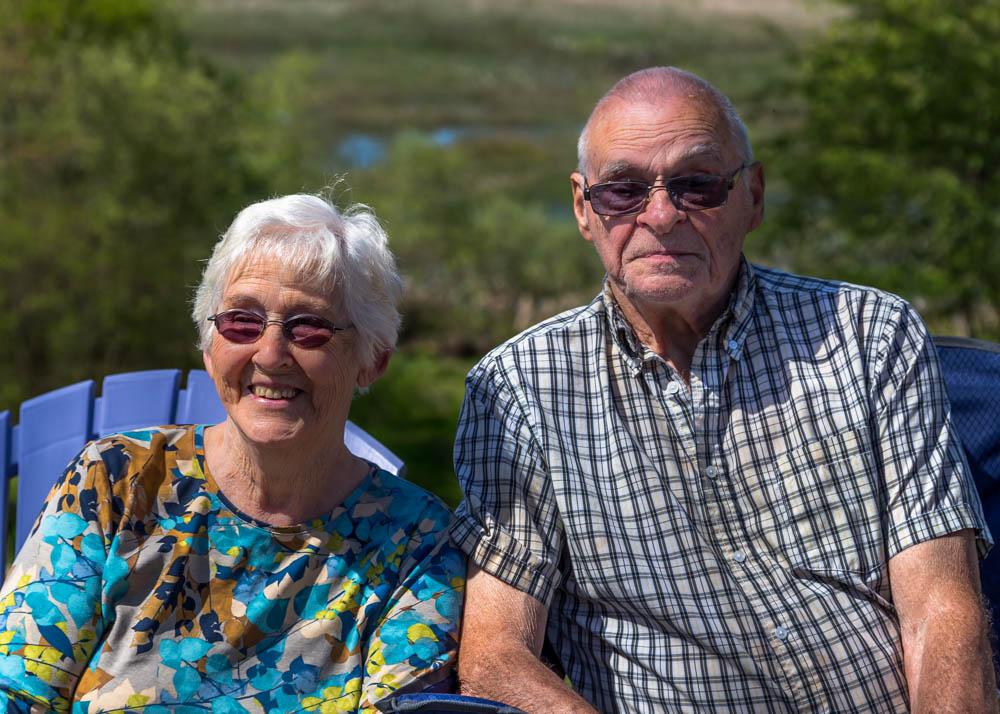 Mr. & Mrs. Bock